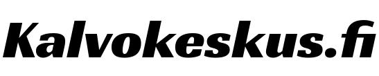 Kalvokeskus.fi – Laatukalvojen verkkokauppa