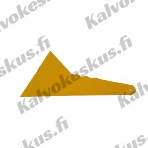 Keltainen kulmalasta